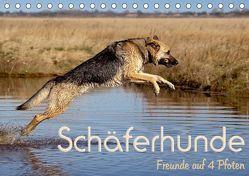 Schäferhunde – Freunde auf 4 Pfoten (Tischkalender 2019 DIN A5 quer) von Ebsen,  Natascha
