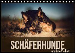 Schäferhunde und Ihre Vielfalt (Tischkalender 2019 DIN A5 quer) von Wobith Photography,  Sabrina