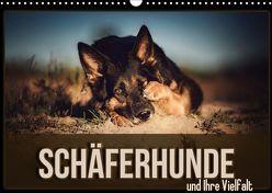 Schäferhunde und Ihre Vielfalt (Wandkalender 2019 DIN A3 quer) von Wobith Photography,  Sabrina