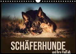 Schäferhunde und Ihre Vielfalt (Wandkalender 2019 DIN A4 quer) von Wobith Photography,  Sabrina