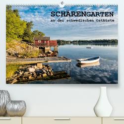 Schärengarten an der schwedischen Ostküste (Premium, hochwertiger DIN A2 Wandkalender 2021, Kunstdruck in Hochglanz) von Ködder,  Rico
