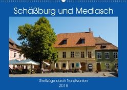 Schäßburg und Mediasch – Streifzüge durch Transilvanien (Wandkalender 2018 DIN A2 quer) von Hegerfeld-Reckert,  Anneli