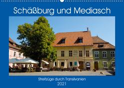 Schäßburg und Mediasch – Streifzüge durch Transilvanien (Wandkalender 2021 DIN A2 quer) von Hegerfeld-Reckert,  Anneli