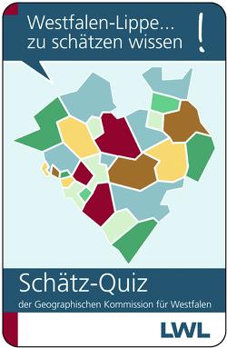 Schätz-Quiz / Westfalen-Lippe … zu schätzen wissen! von Hörmeyer,  Christiane