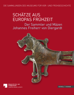 Schätze aus Europas Frühzeit von Wemhoff,  Matthias
