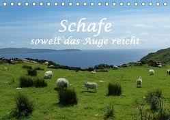 Schafe – soweit das Auge reicht (Tischkalender 2018 DIN A5 quer) von und Philipp Kellmann,  Stefanie