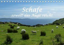 Schafe – soweit das Auge reicht (Tischkalender 2019 DIN A5 quer) von und Philipp Kellmann,  Stefanie