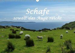 Schafe – soweit das Auge reicht (Wandkalender 2019 DIN A3 quer) von und Philipp Kellmann,  Stefanie