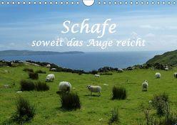 Schafe – soweit das Auge reicht (Wandkalender 2019 DIN A4 quer) von und Philipp Kellmann,  Stefanie