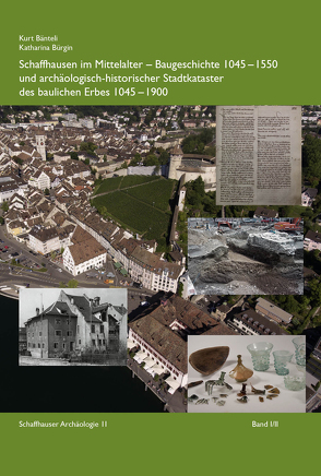 Schaffhausen im Mittelalter von Bänteli,  Kurt, Bürgin,  Katharina
