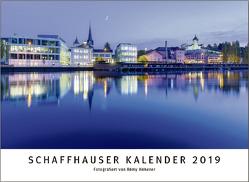 Schaffhauser Kalender 2019 von Höhener,  Rémy