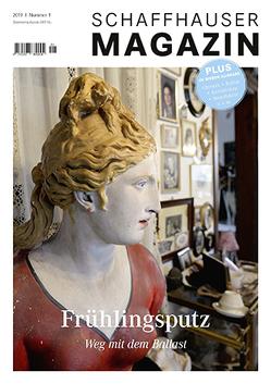 Schaffhauser Magazin 1/2019 von Palumbo,  Daniela