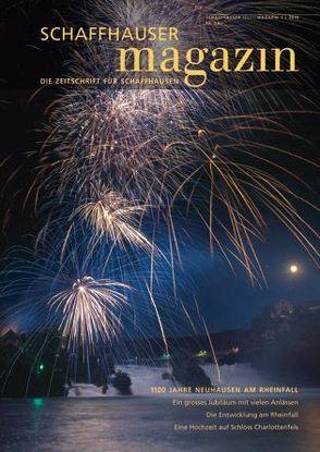 Schaffhauser Magazin 1/2010