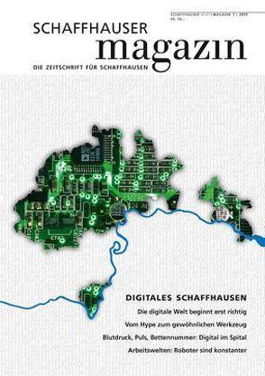 Schaffhauser Magazin 1/2015