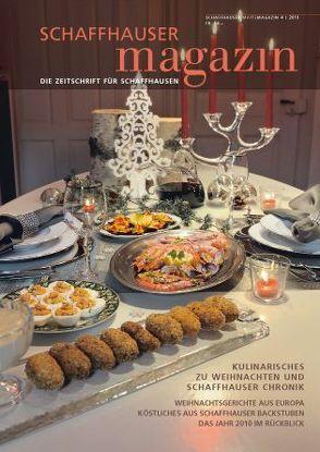Schaffhauser Magazin 4/2010