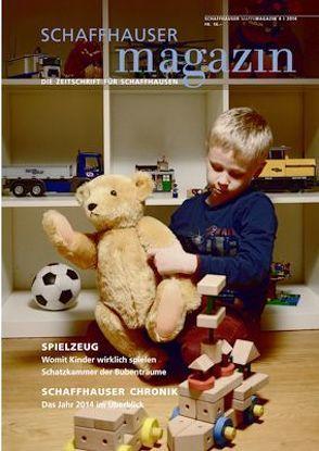 Schaffhauser Magazin 4/2014