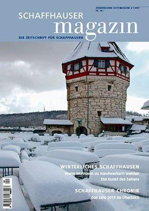 Schaffhauser Magazin 4/2015