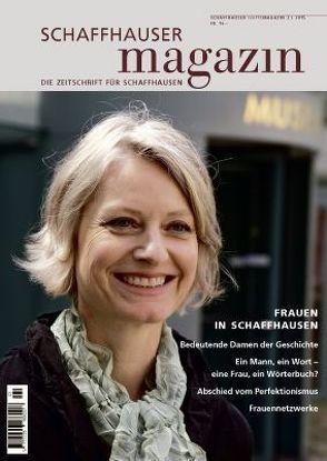 Schaffhauser Magazin Nr. 2/2015