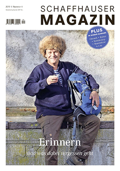 Schaffhauser Magzin von Meier Buchverlag