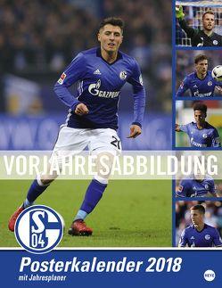 Schalke 04 Posterkalender – Kalender 2019 von Heye