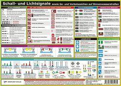 Schall- und Lichtsignale (Binnen) von Schulze,  Michael