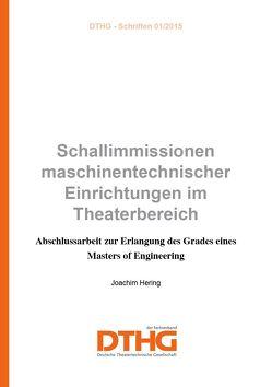 Schallimmissionen maschinentechnischer Einrichtungen (pdf) von Hering,  Joachim