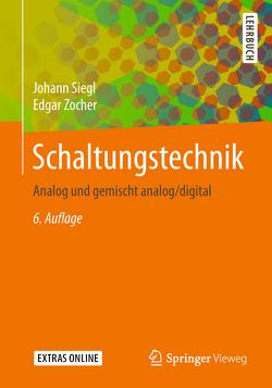 Schaltungstechnik von Siegl,  Johann, Zocher,  Edgar