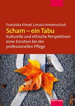Scham – ein Tabu von Immenschuh,  Ursula, Kinzel,  Franziska