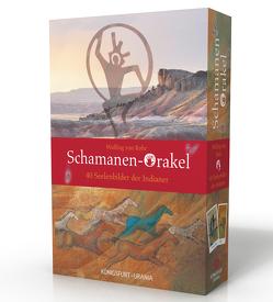 Schamanen-Orakel. 40 Seelenbilder der Indianer von Estrada,  Kenneth Joseph, von Rohr,  Wulfing
