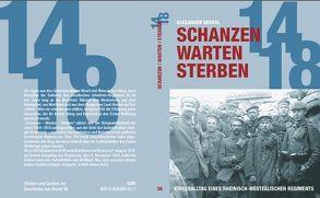 Schanzen – Warten – Sterben von Berkel,  Alexander, Kocks,  Volker, Roelen,  Martin Wilhelm