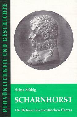 Scharnhorst von Stübig,  Heinz