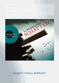 Schatten (DAISY Edition) von Poznanski,  Ursula, Sawatzki,  Andrea