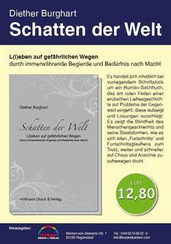 Schatten der Welt von Burghart,  Diether
