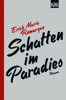 Schatten im Paradies von Remarque,  E.M.