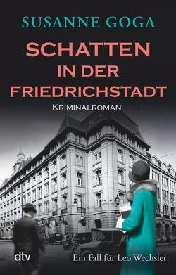 Schatten in der Friedrichstadt von Goga,  Susanne