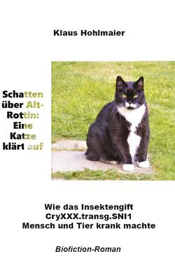 Schatten über Alt-Rottin von Hohlmaier,  Klaus