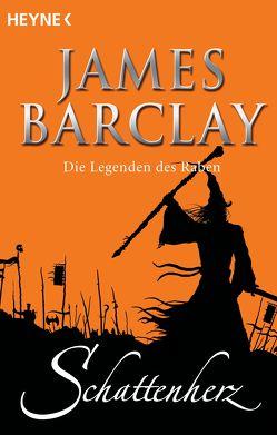 Schattenherz von Barclay,  James, Langowski,  Jürgen, Rahn,  Rainer Michael