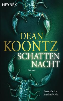 Schattennacht von Kleinschmidt,  Bernhard, Koontz,  Dean