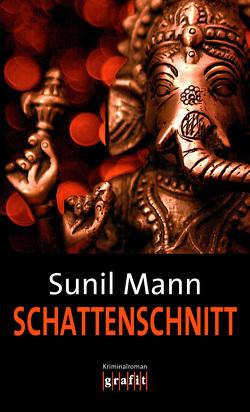 Schattenschnitt von Mann,  Sunil