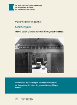 Schattenspiel von Subklew-Jeutner,  Marianne