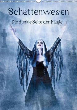 Schattenwesen – Die dunkle Seite der Magie (Wandkalender 2019 DIN A3 hoch) von Art,  Ravienne