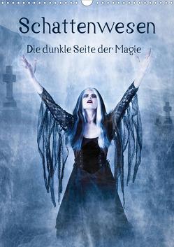 Schattenwesen – Die dunkle Seite der Magie (Wandkalender 2020 DIN A3 hoch) von Art,  Ravienne