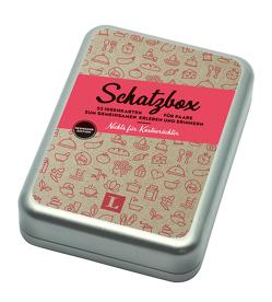 Schatzbox – Nichts für Kostverächter – Geschenkbox Genießer-Edition von Langenscheidt,  Redaktion, Lewina,  Katja