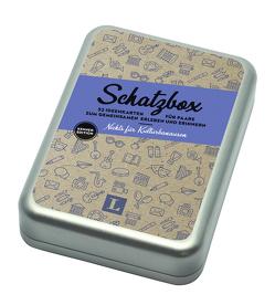 Schatzbox – Nichts für Kulturbanausen – Geschenkbox Kenner-Edition von Langenscheidt,  Redaktion, Lewina,  Katja