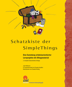 Schatzkiste der Simple Things von Herbig,  Claudia, Hildmann,  Jule, Seuffert,  Claudia