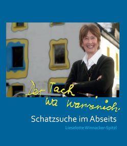 Schatzsuche im Abseits von Winnacker-Spitzl,  Lieselotte