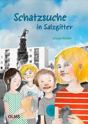 Schatzsuche in Salzgitter von Seipelt,  Johanna, Wolter,  Ursula