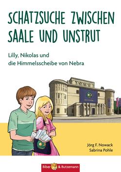 Schatzsuche zwischen Saale und Unstrut von Nowack,  Jörg F., Pohle,  Sabrina