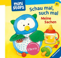 Schau mal, such mal: Meine Sachen von Häfner,  Carla, Neubacher-Fesser,  Monika