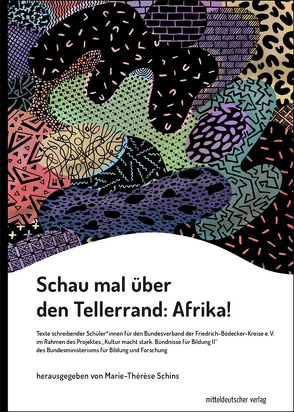 Schau mal über den Tellerrand: Afrika! von Schins,  Marie-Thérèse